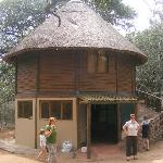 One of the tree houses