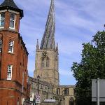 Chesterfield Parish Church/Crooked Spire Photo