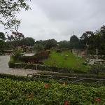 mas del hermoso paisaje del parque de las leyendas