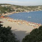Paradise beach, Kefalos