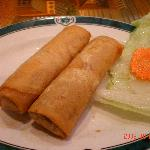 An order of Fried Spring Rolls