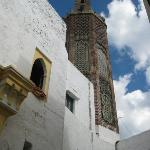 the male mosque down the street
