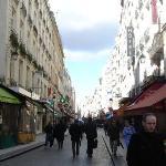 Imagen de Rue Montorgueil