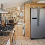 The Ultra plush modern kitchen, better than home!