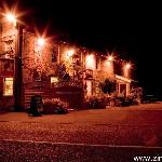 The Inn at night