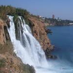 Wasserfall von Antalya
