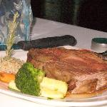 Prime Rib at Bimini Restaurant, Montego Bay Casino/Hotel