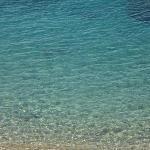 acqua molto bella e pulita