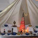 c'est la fête marocaine au resto
