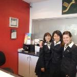 The Great Staff at Quest Dorcas