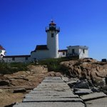 Eastern Point Lighthouse Foto