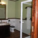 Bathroom on the second stay