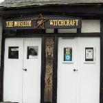 Front door Witch Museum