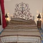 double bed riad
