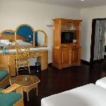 Spacious room at Hesperia Isla Margarita