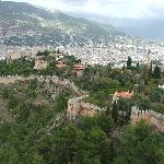 View from Alanya Fort