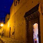 Entrada Riad Ajebel (Muralla del Palacio Real)