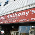 Marc Anthony's Restaurant