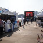 Pusan International Film Festival 2009 at Haeundae Beach
