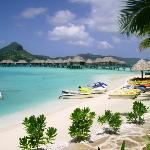 Faré nautique du Four Seasons Bora Bora