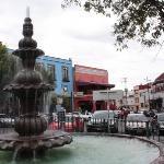 San Jacinto Plaza Photo