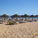 beach - 3mins away