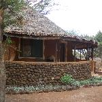 Two room bungalows