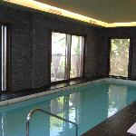 La piscina del Spa