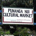 Punanga Nui Cultural Market, Rarotonga Cook Islands - Sept 2009