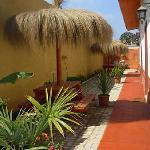 Jardín Hostal Balmaceda