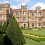 Doddington Hall east front