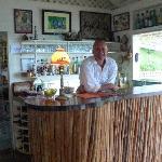 Mark Steele, proprietor
