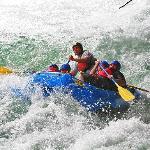 Rafting tour - great idea!