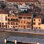 View of Riviera - both Residenza & Restaurante