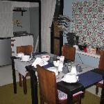Breakfast area - Residenza Muropadri