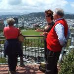 Jennifer gives us the low down on Wellington, from Kelburn overlooking the city, having just bee