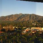9th Floor view of Arcadia/Sierra Madre