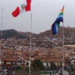 Plaza de las Armes-Cusco