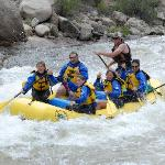 Raft the Arkansas River
