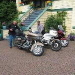 Motorcyle friendly!