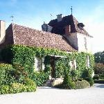 Foto de Manoir du Grand Vignoble