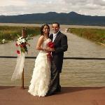 Nuestra boda en Lago Sol