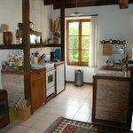Kitchen of