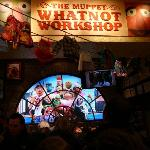 Muppet Whatnot Workshop at F.A.O. Schwarz NY
