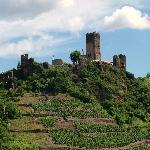 Beilstein castle.