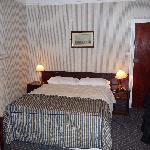 Le lit  (chambre 9)