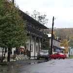 Yough Valley Motel and Walnut Street