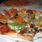 Pizza Sampler