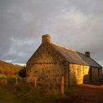 The Bothy in the sun