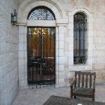 Pasha suite private patio (1st floor)